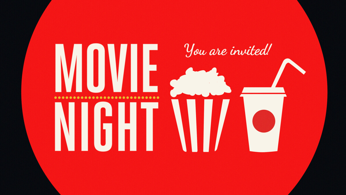 Student Ministry: BBQ and Movie Night!