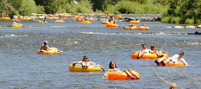 Student Ministry: Tube the Yampa River