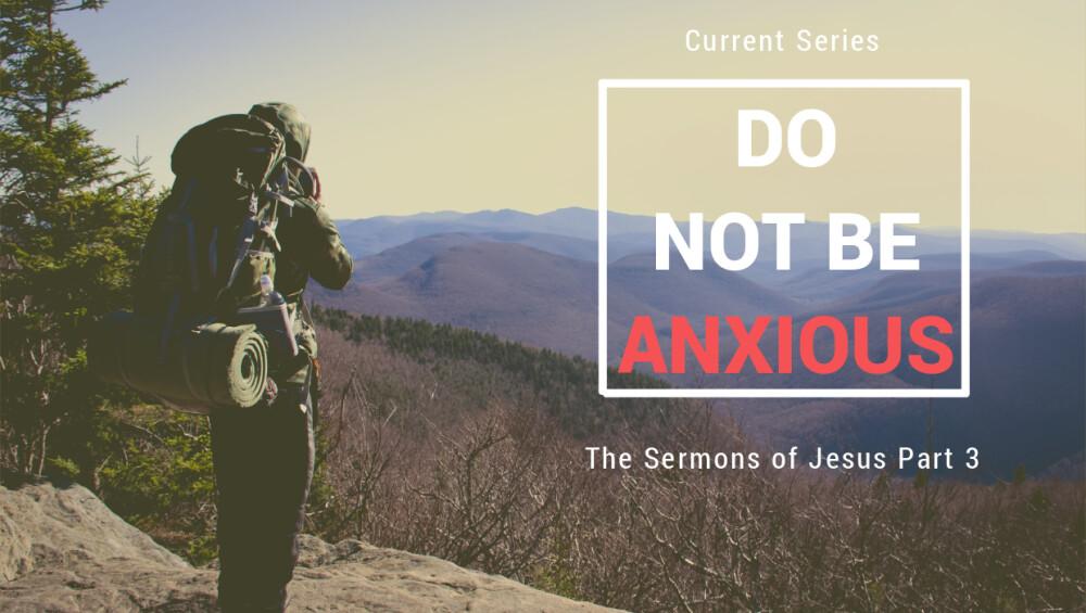 sermon jesus will make away