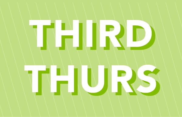 Third Thursdays: Ladies Night